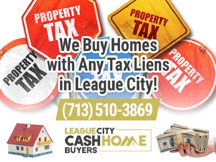 league city tax liens